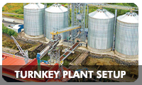 Turnkey Plant Setup & Project Development